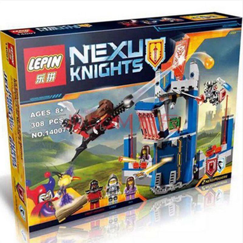 漫羽客14006未来骑士团要塞的高科技v要塞玩具人仔拼插玩具积木乐拼骑士疾影风图片