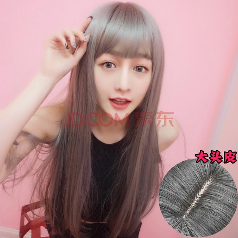的可爱波波头,空气刘海+内扣短直发秒变韩式 时尚_发型图片-直发图片
