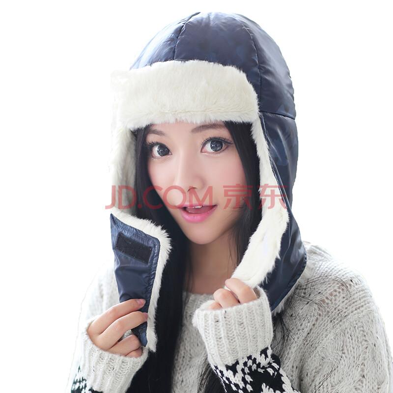 帽女冬季韩版