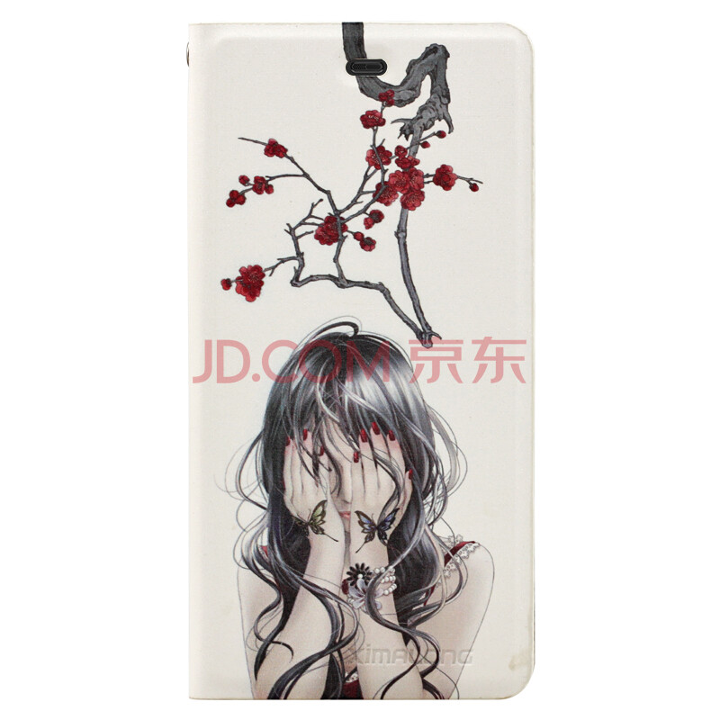 女生纹身手机壁纸