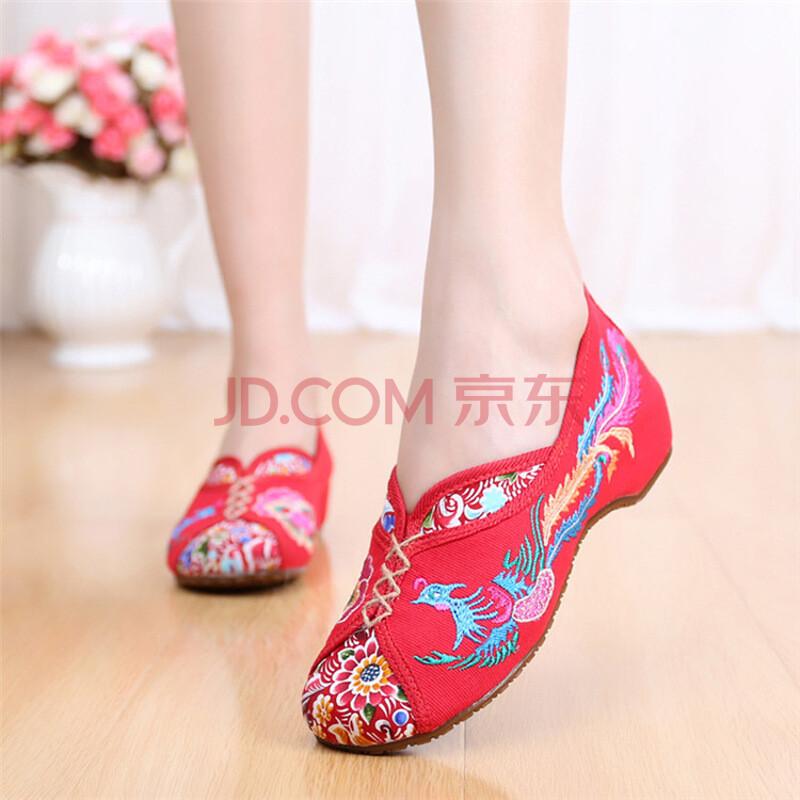 老北京布鞋女鞋春