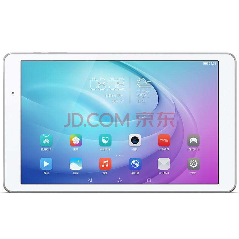 华为(HUAWEI)揽阅M2青春版 10.1英寸(FDR-A01w 1920x1200 8核 3G/16G WiFi)珍珠白