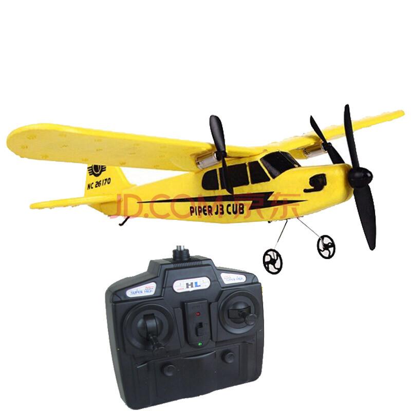 儿童遥控滑翔机2.4g初学易飞仿真航模型玩具遥控飞机固定翼耐摔epp