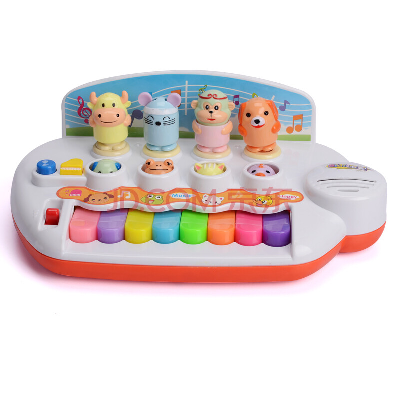 琴女孩迷你室内益智玩具