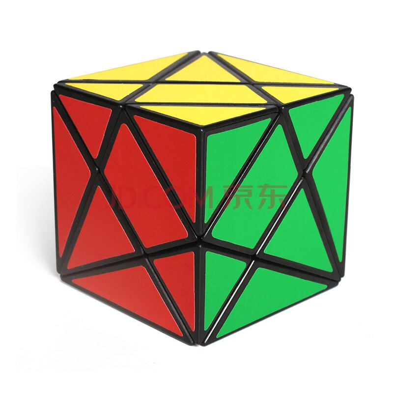 异形魔方三阶 三角形金字塔粽子魔方镜面魔方钻石魔方