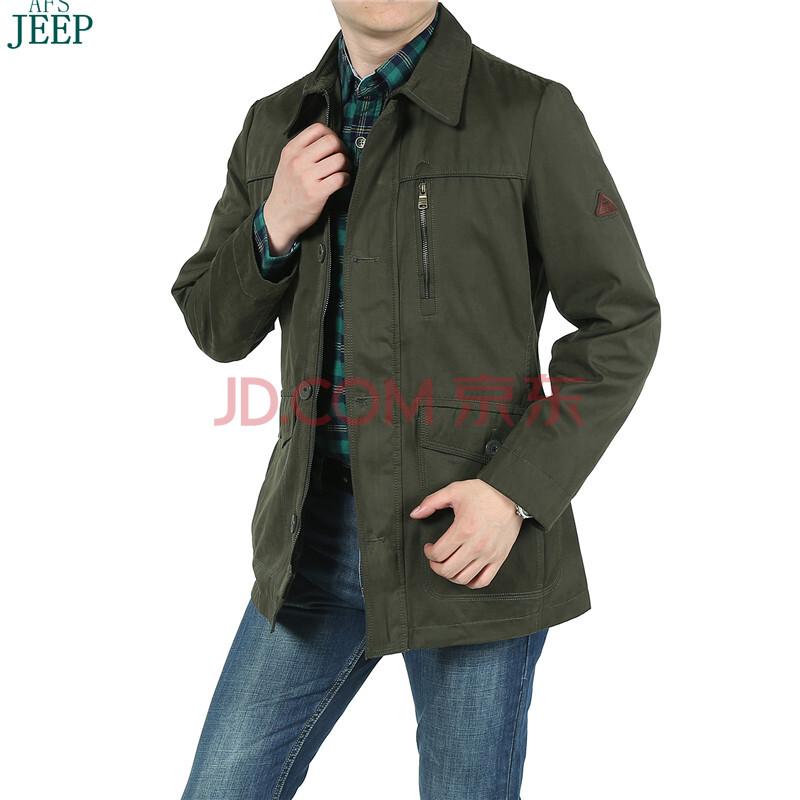 jeep夹克男士薄外套