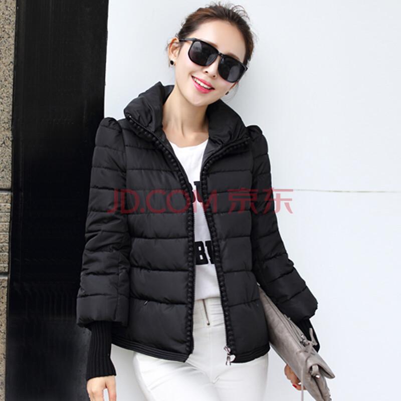 女士秋冬棉外套