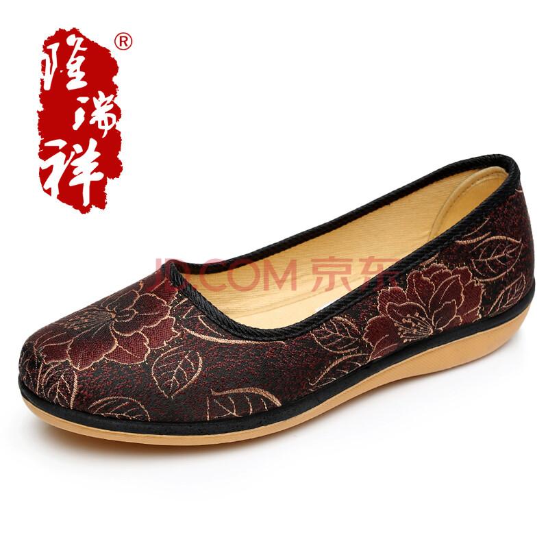 老北京布鞋女款单鞋