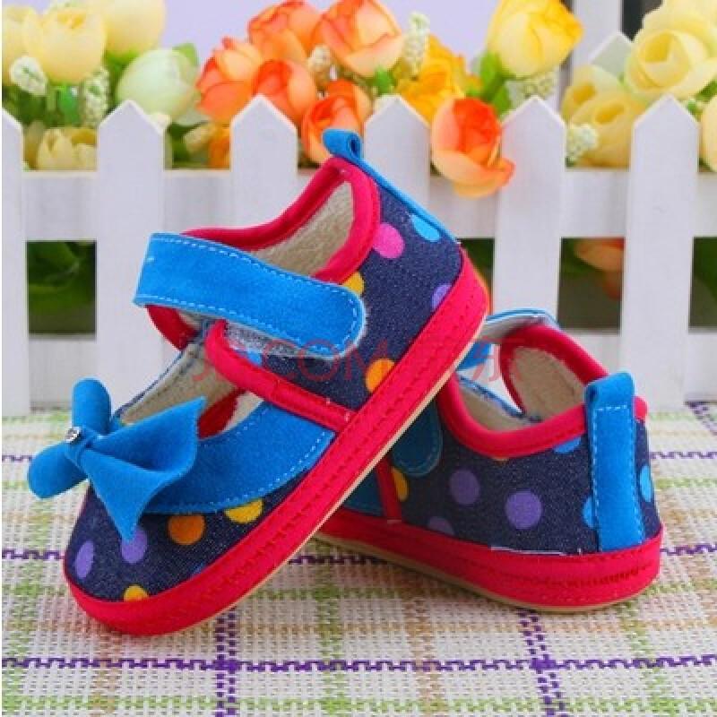婴幼儿宝宝学步鞋宝宝鞋子婴儿鞋软底男女童鞋婴幼儿春秋单鞋8441