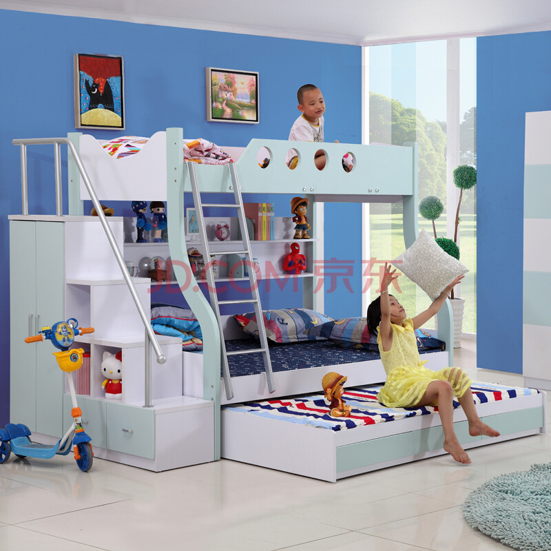 儿童床 双层床