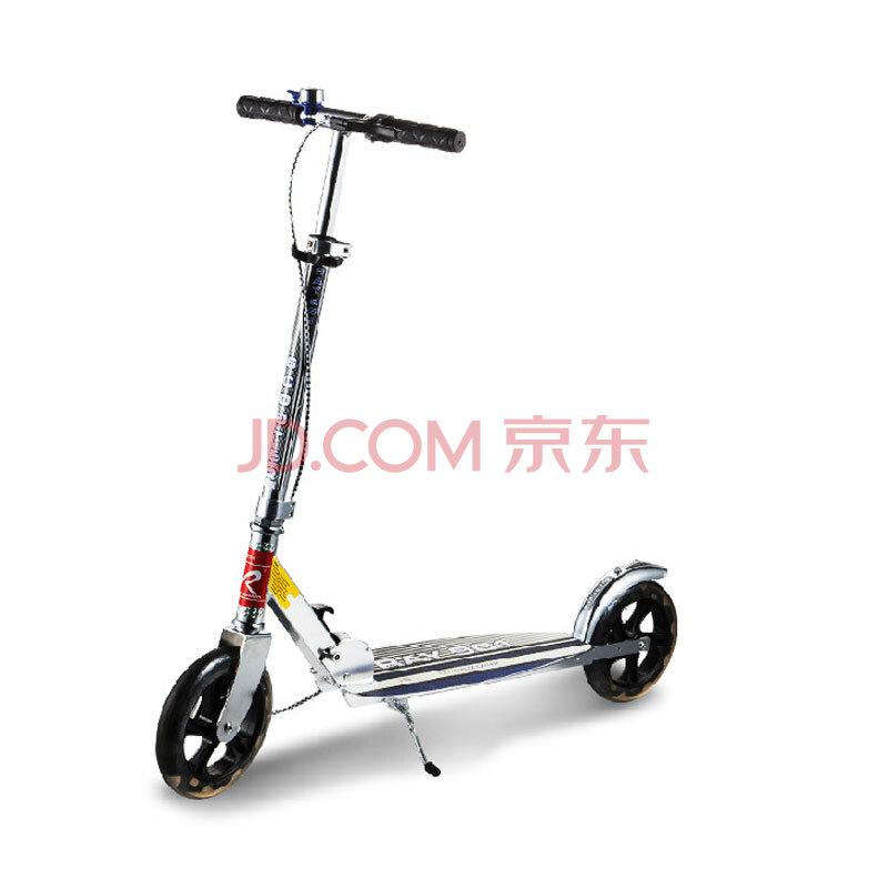 大轮滑板车 脚踏滑板车