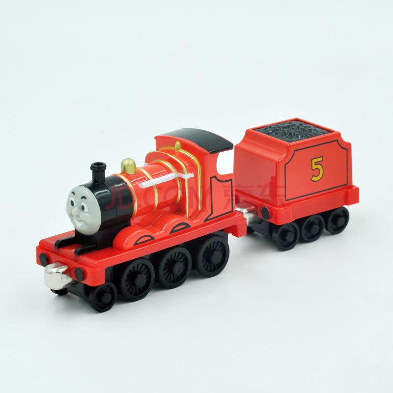 正版托马斯 散装 合金小火车玩具套装 詹姆士套装