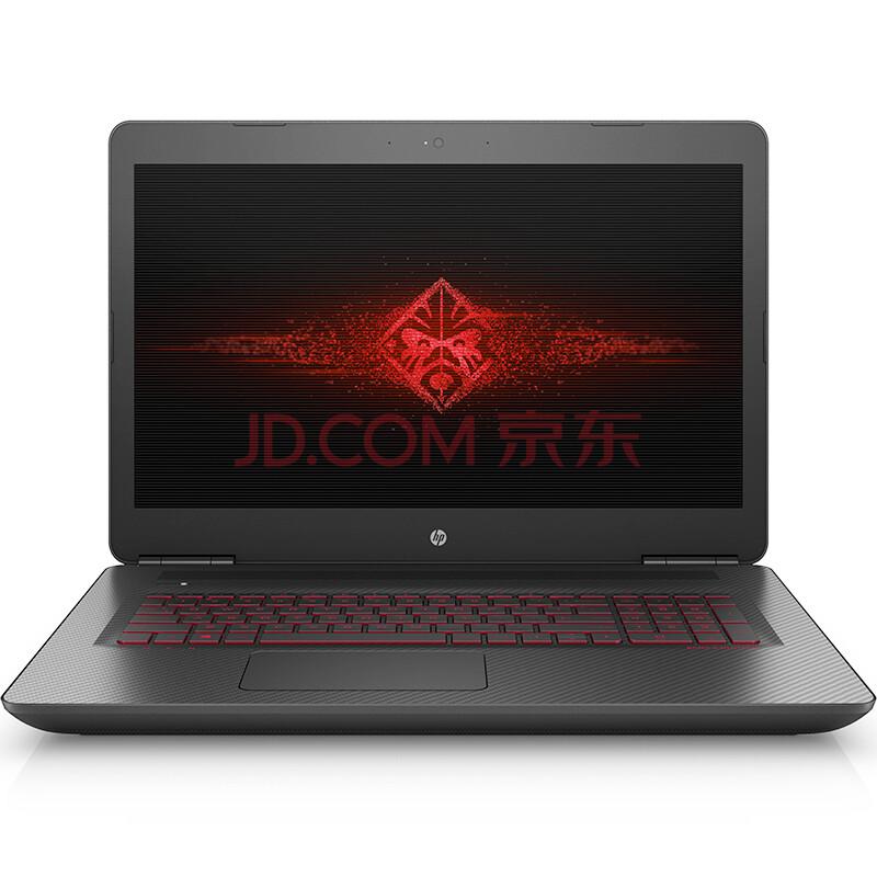 惠普(HP)暗影精灵II代PLUS 17.3英寸游戏笔记本(i7-6700HQ 8G 128GSSD+1T GTX1060 6G GDDR5独显 IPS FHD)