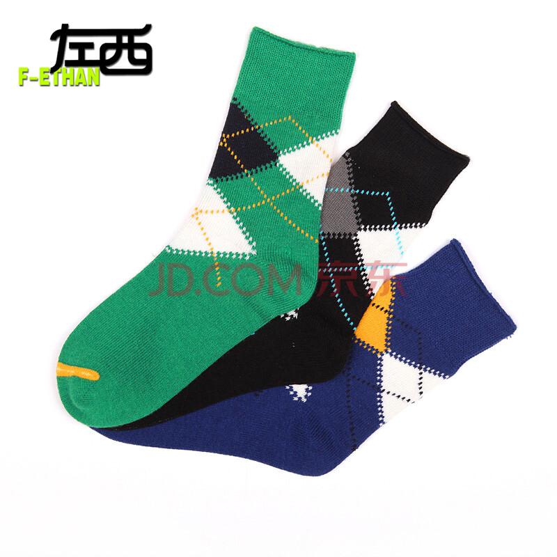 儿童袜子 左西男童秋装2014新款