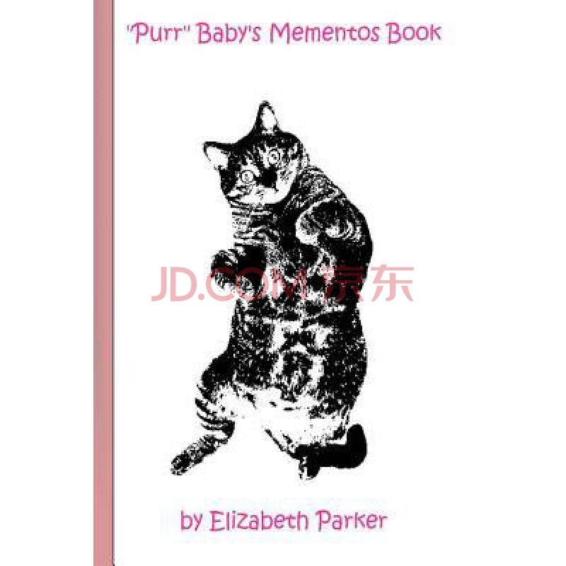 purr baby's mementos book (pink): (pink .