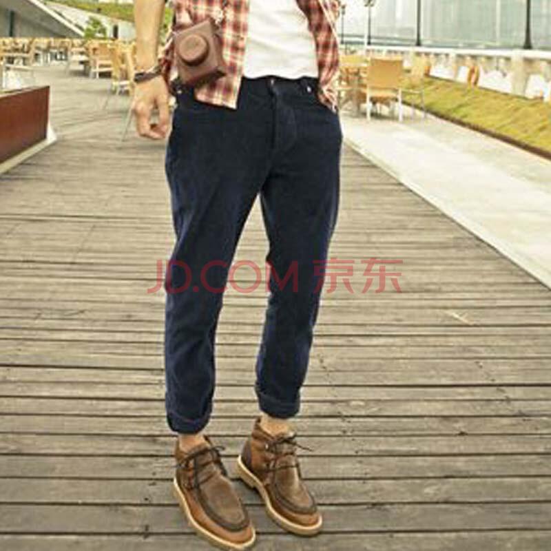 冬季休闲裤 休闲裤 男士冬季休闲裤 冬季休闲裤应该怎么穿