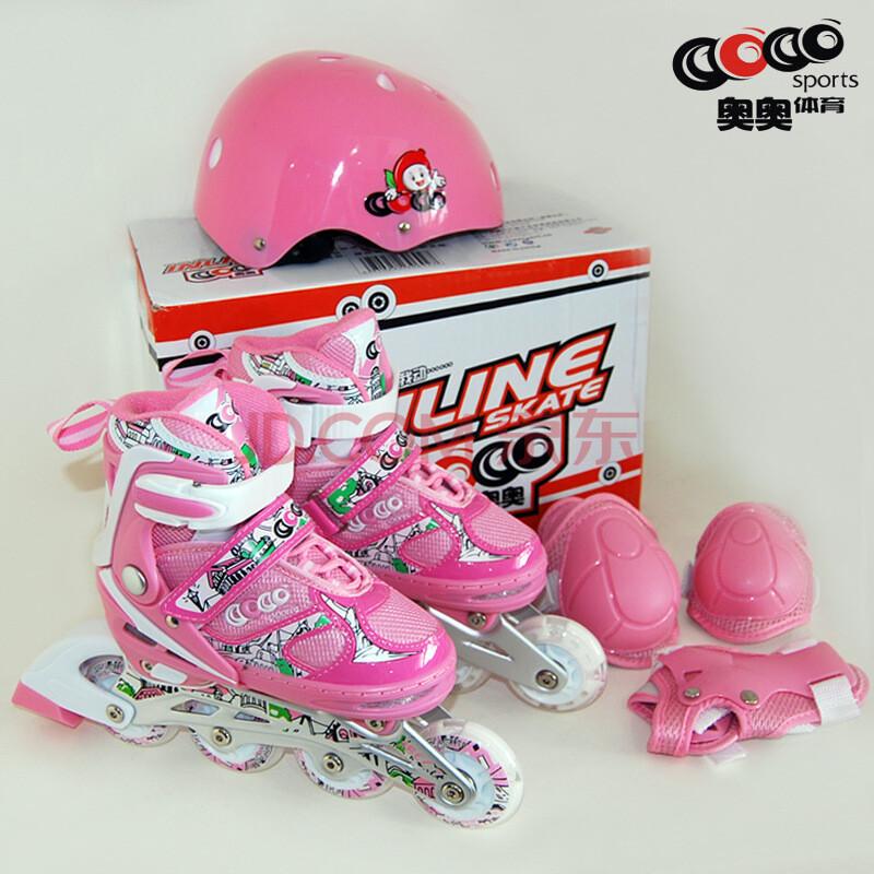 儿童溜冰鞋 旱冰鞋儿童套装