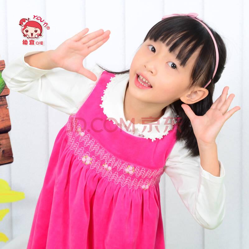 宝宝冬裙女孩公主裙