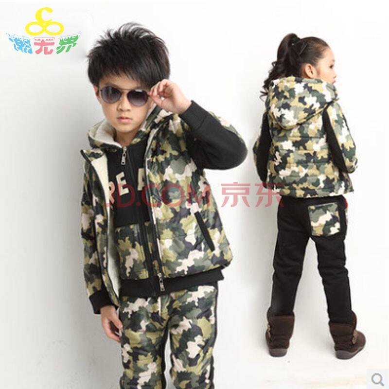 儿童服装冬季休闲