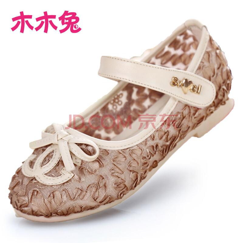 儿童凉鞋女童夏季女大童凉鞋韩版女孩公主鞋亲子鞋