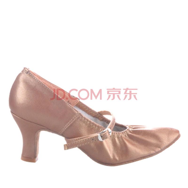 拉丁舞鞋子跳舞鞋女