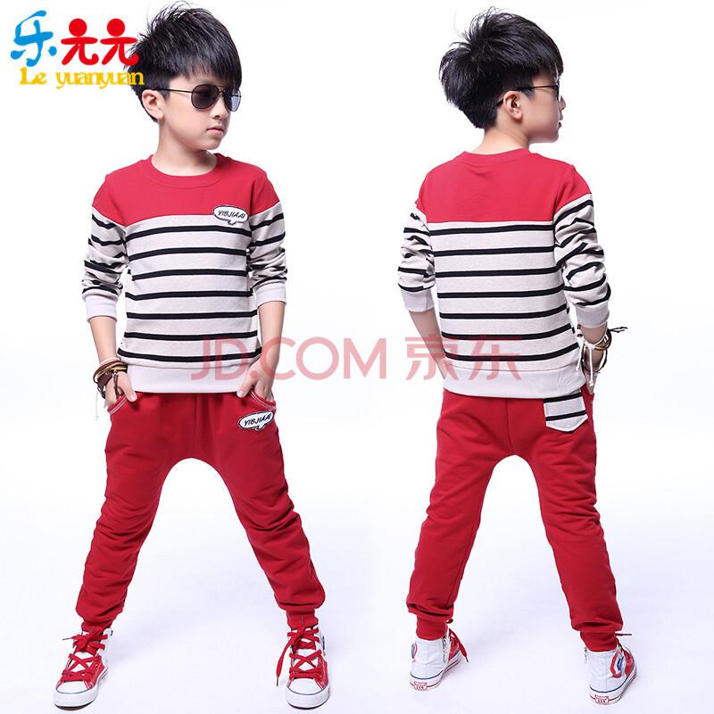 小孩衣服儿童装男童秋装2014新款韩版休闲