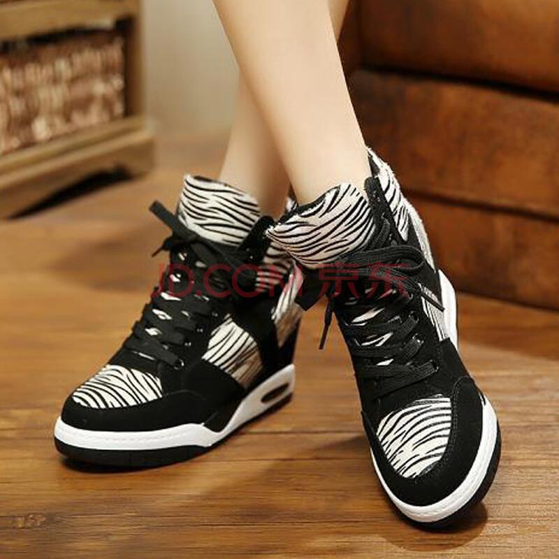 新款韩版潮流女士增高鞋