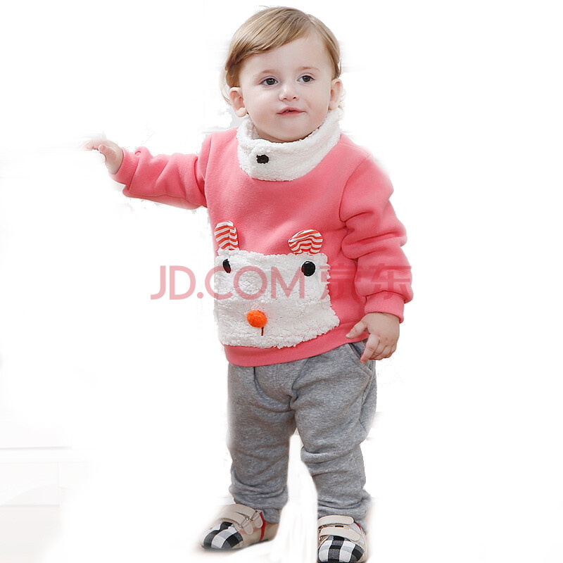 秋季服装1-2-3岁衣服