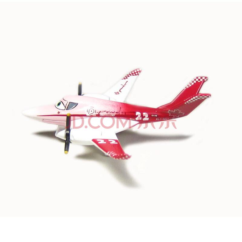 mattel美泰儿童玩具 合金飞机模型 滑行飞机 飞机总动员基础版 y1901