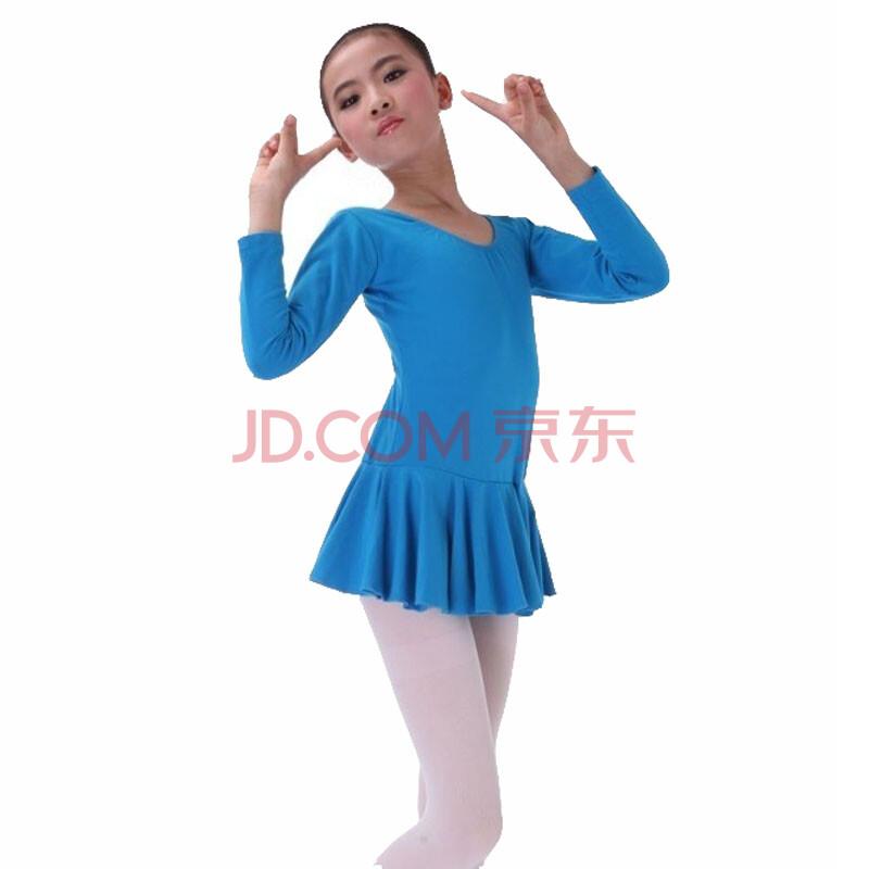 塞纳伽儿童舞蹈服装 练功服