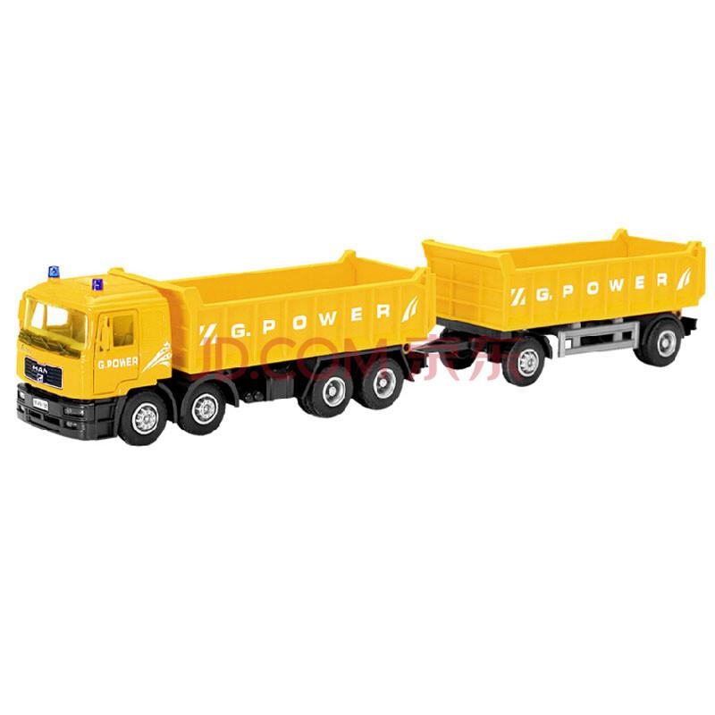 儿童玩具合金车模型 消防车