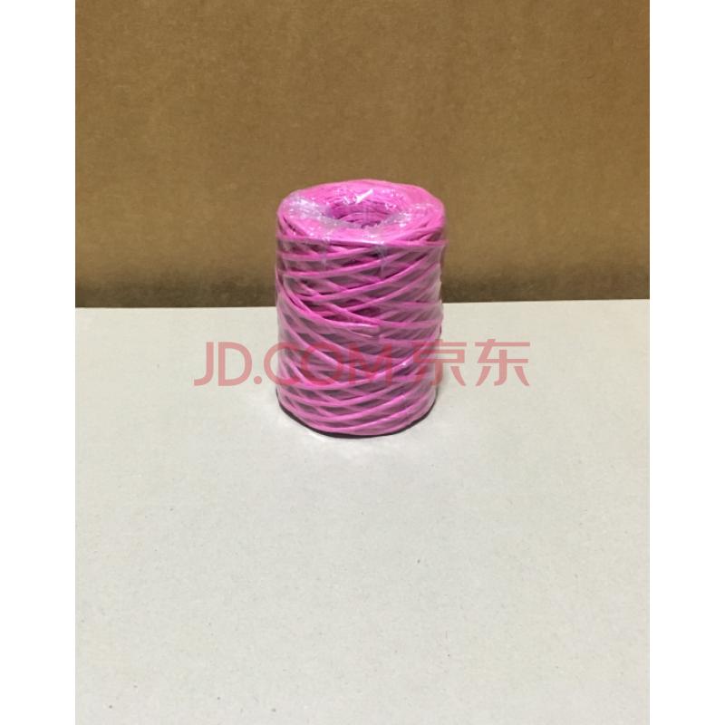 带铁丝纸藤 编织纸藤 编织材料 编篮子纸绳材料 手工制作工具 50米/卷