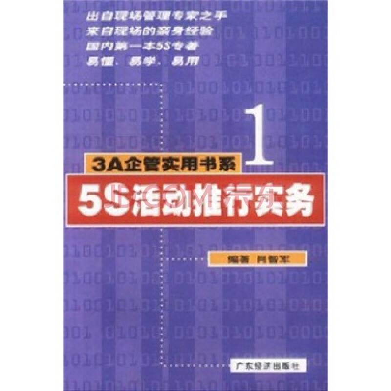 正版促销 5S活动推行实务 肖智军 978780632