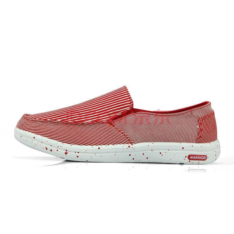 懒人帆布鞋低帮女鞋