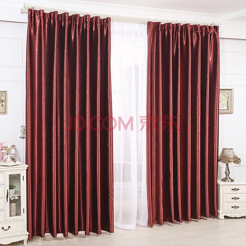 窗帘成品外贸窗帘卧室客厅窗帘布特价窗帘