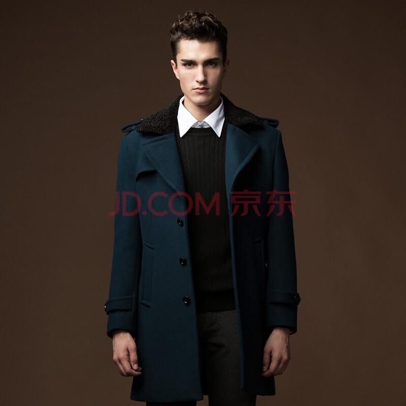 羊毛大衣外套 呢子大衣