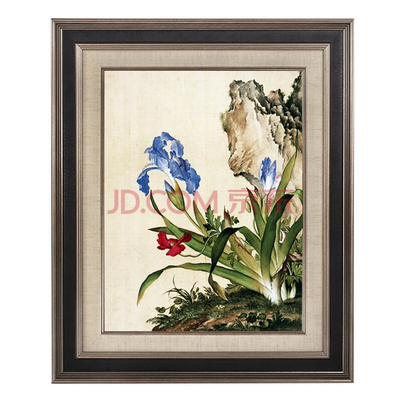 中式花鸟装饰画