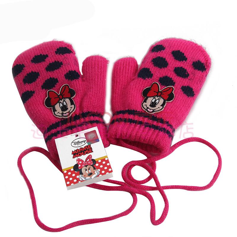 disney/迪士尼 米奇手套 儿童连指手套 宝宝棉手套 卡通可爱儿童 米奇图片