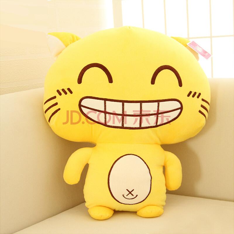 卡通猫咪公仔毛绒玩具
