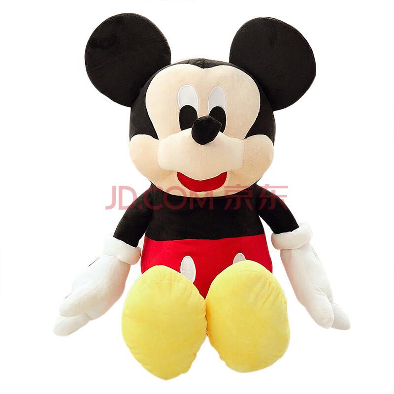 迪士尼毛绒玩具米老鼠情侣米奇米妮公仔玩偶 儿童生日
