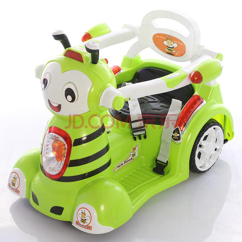 儿童电动车 双驱