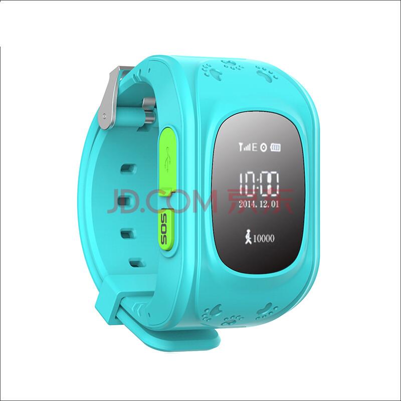 儿童定位手表蓝牙手表