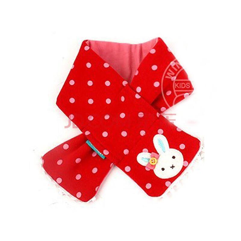 婴儿围巾韩版儿童围巾宝宝围脖秋冬季女童围巾