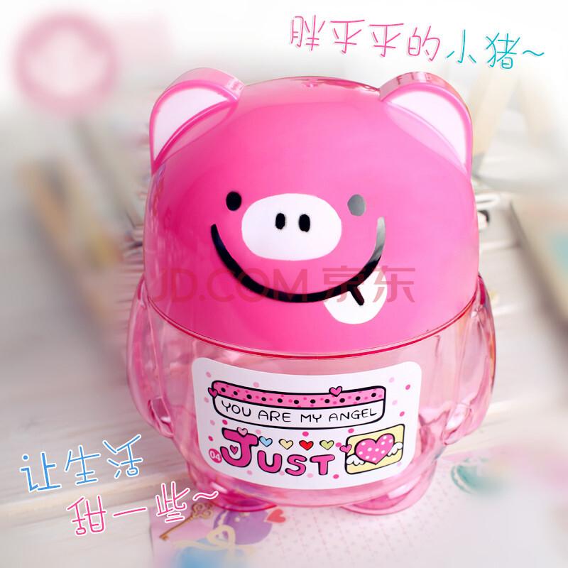 纸盒大钱罐塑料透明存钱罐卡通动物大号透明储蓄罐储钱罐送生日幼儿园