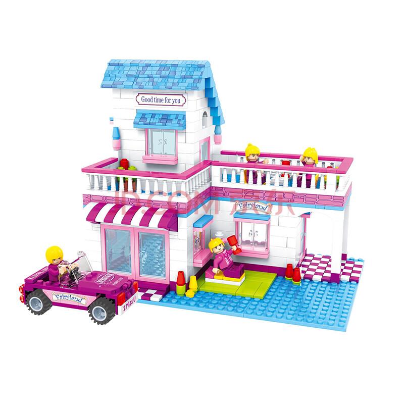 儿童益智拼装拼插积木玩具