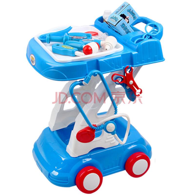 儿童过家家玩具套装医生工具台