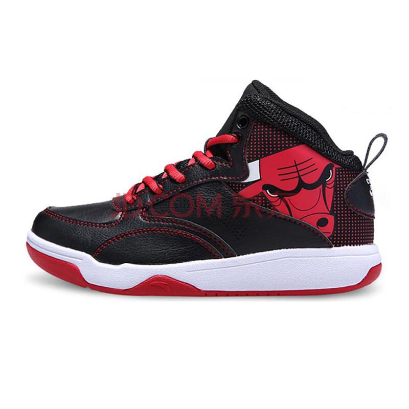 安踏童鞋男童大童篮球鞋2014冬季新款运动鞋儿童鞋子