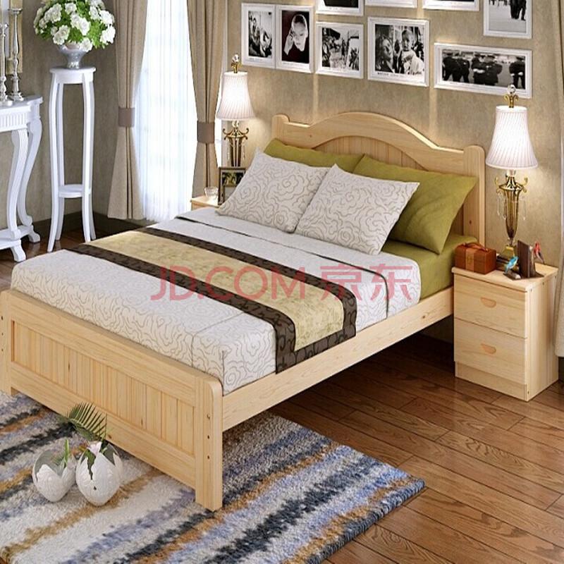 2双人欧式床1.5田园儿童床1米公主1