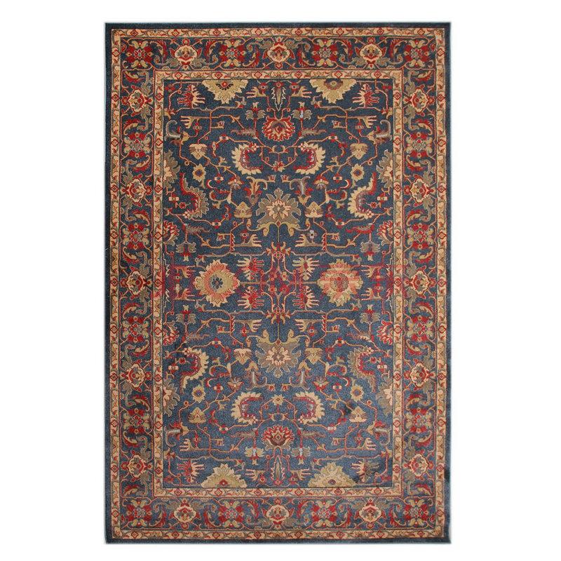加-西格 土耳其进口 高档欧式茶几地毯 客厅地毯简约现代地垫地毯