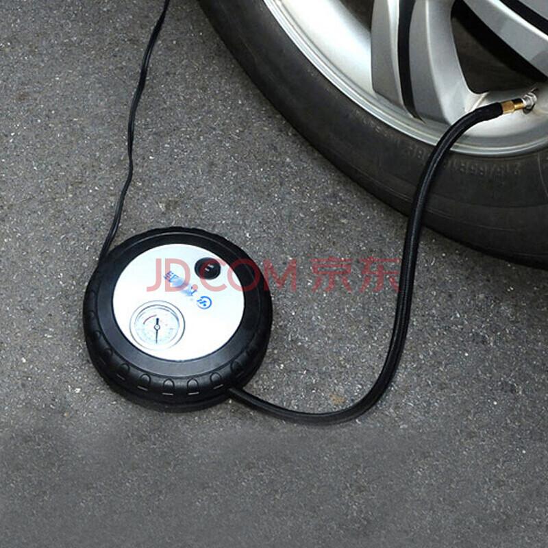 陆广 车载汽车轮胎打气泵车用便携式打气机 充气泵 别克威朗 英朗 君威 君越 昂科威 凯越 昂科拉